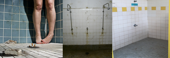 DIRTY SHOWERS